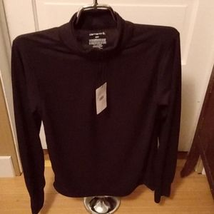 Carhartt Base layer Extreme 1/4 Zip Mens Sz S NWT